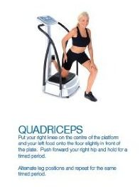 Vibration Plate Poster