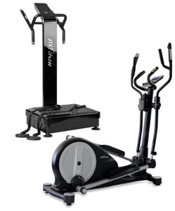 JTX Fitness Home Weight Loss Duo