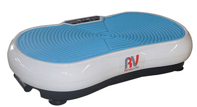 Crazy Fit Ultra Thin Vibration Plate