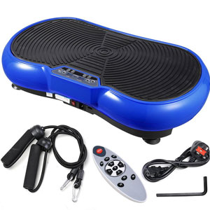 ReaseJoy 500W Vibration Plate Oscillating Platform
