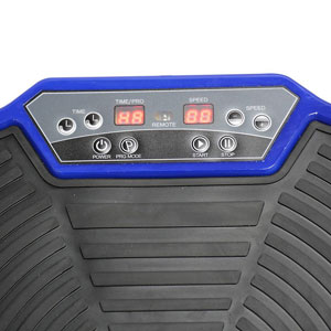 ReaseJoy 500W Vibration Plate Oscillating Platform