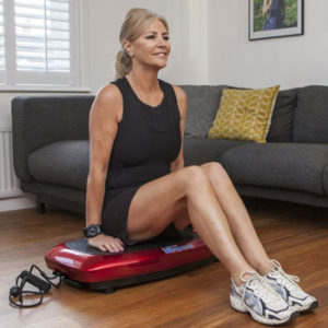 Vibrapower Slim 2 Home Fitness Vibration Plate