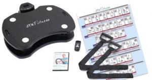 JTX SLIM-FIT Vibration Plate