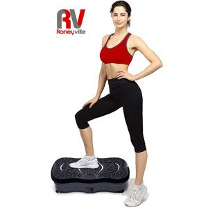 Roneyville Ultra Compact Thin Vibration Power Plate
