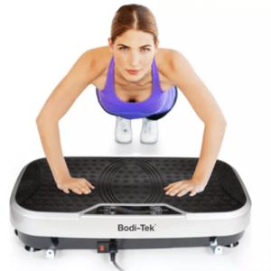 Bodi-Tek Vibration Power Plate Training Gym